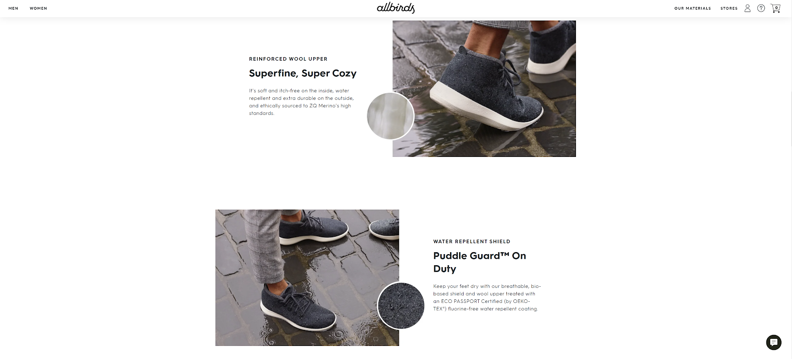 Vivid expanation for a high converting product page